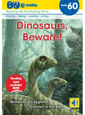 Bud-e Reading 60: Dinosaurs Beware