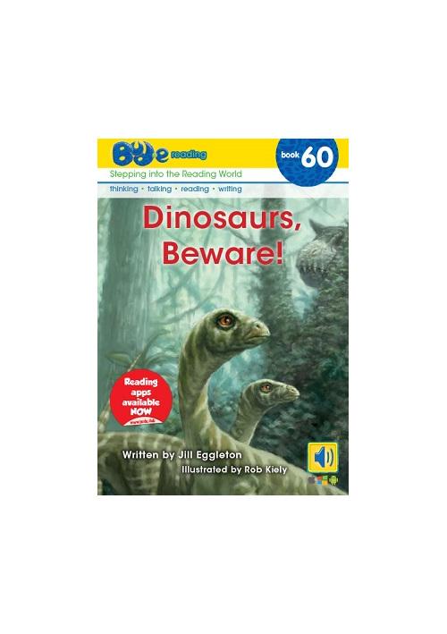 Bud-e Reading 60: Dinosaurs Beware