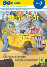 Bud-e Reading 7: Junk Car