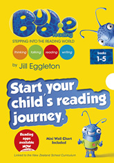 Bud-e Reading: Books 1-5