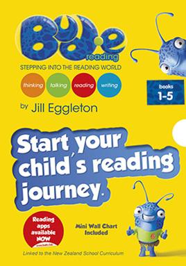 Bud-e Reading: Books 1-5