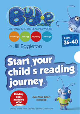 Bud-e Reading: Books 36-40