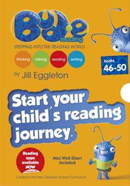 Bud-e Reading: Books 46-50