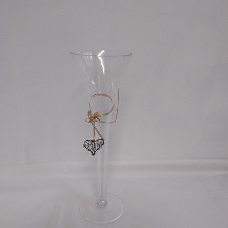 Bud Vase Champagne glass G8419
