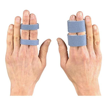 BUDDY LOOPS 3/4 INCH WRAP FINGER PROTECTION 5 PACK