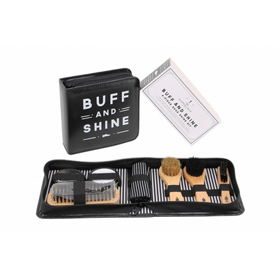 Buff & Shine Dapper Chap Kit