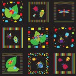 Bugs and Critters  Squares