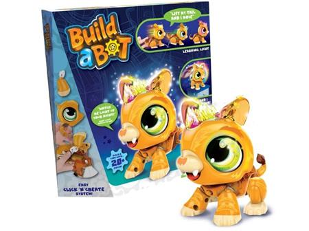 Build A Bot Series 3 Zebra or Lion