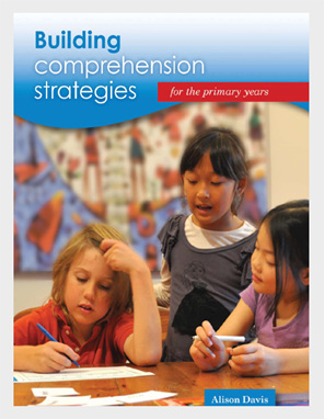Building Comprehension Strategies - Alison Davis - available from Edify