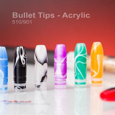 Bullet Tip - Acrylic