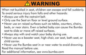 bumbo floor seat