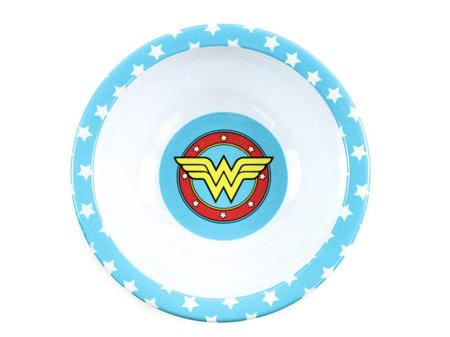 Bumkins DC Comics Melamine Bowl Wonder Woman