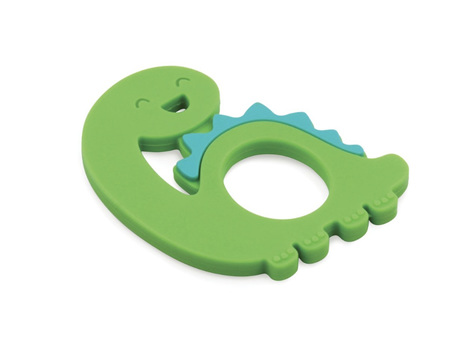Bumkins Dinosaur Silicone Teether