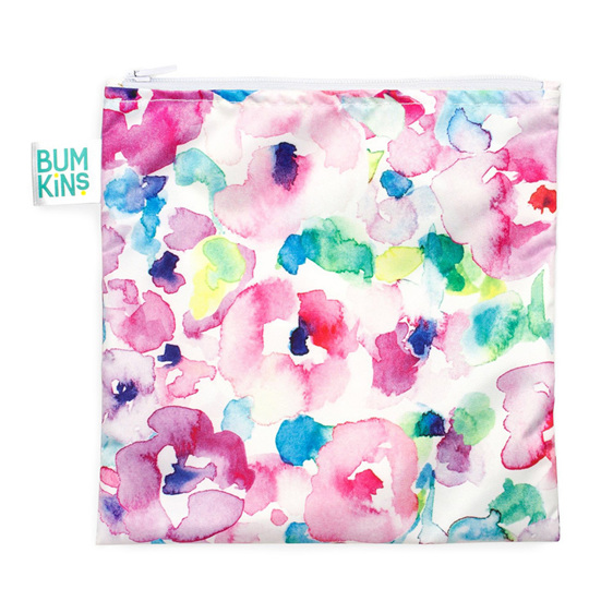 Bumkins large snack bags. Reusable and machine washable