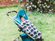 BundleBean Baby Wearing Raincover