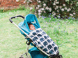 BundleBean Baby Wearing Raincover