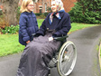 BundleBean Wheelchair Cosy - ADULT