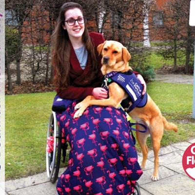 BundleBean Wheelchair Cosy - ADULT