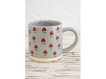 Bungalow Mug Mushroom