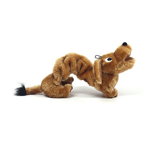 Bungee Stretch and Tug Plush Toy