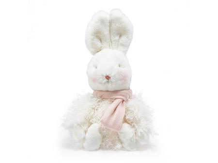 Bunnies By the Bay Aurora Angora Rabbit Soft Toy