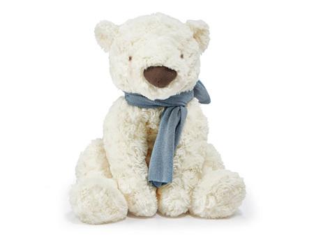 Bunnies By The Bay Boris Bearialis Bear Soft Toy