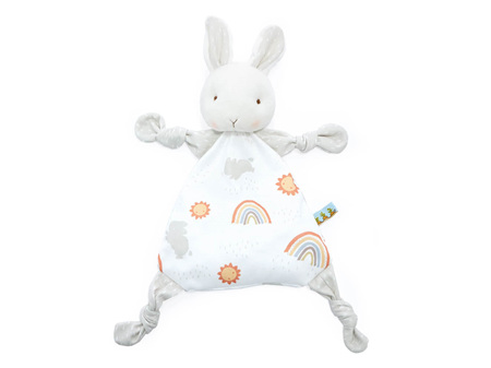 Bunnies By The Bay Teether Little Sunshine Knotty Friend