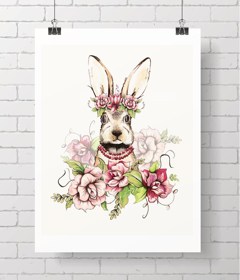 bunny - aloha