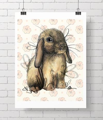 bunny - blossom