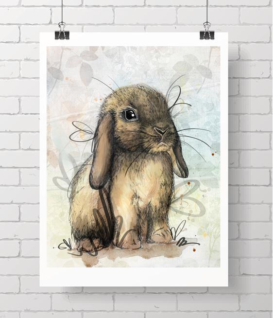 bunny - love bunny