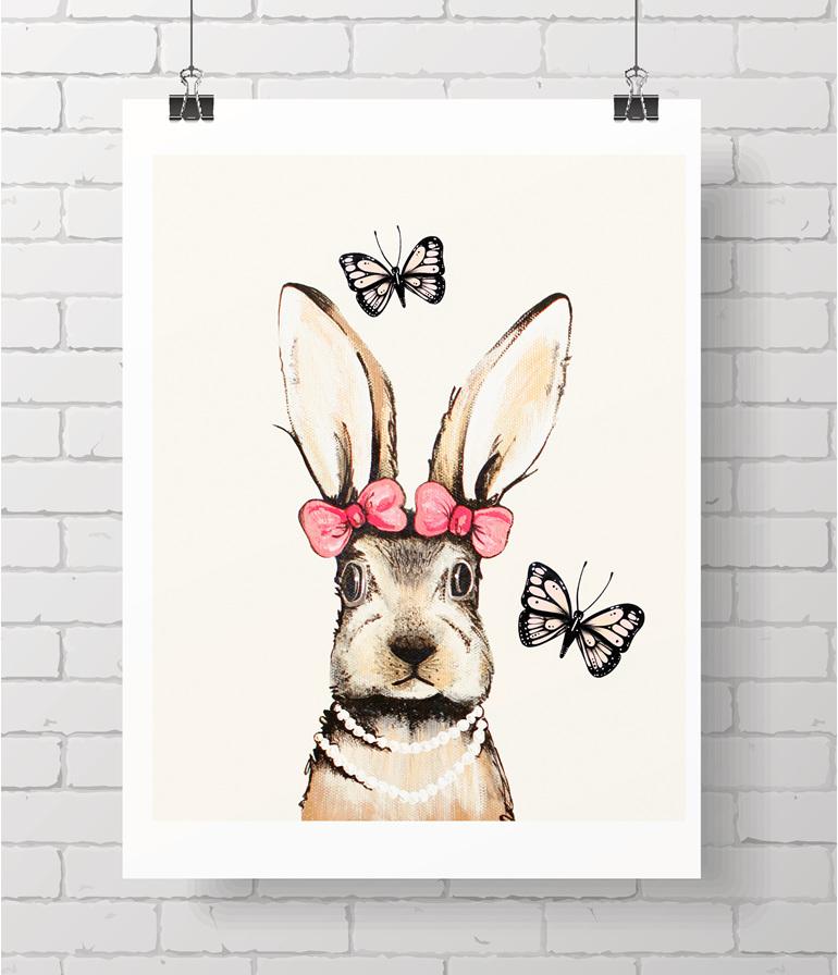 Bunny no. 1