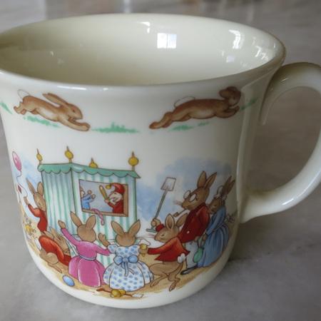 Bunnykins Mug