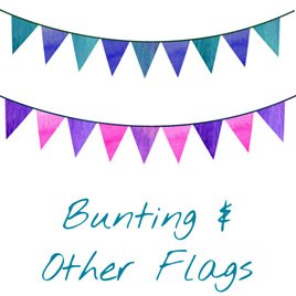 Bunting & Other Flags