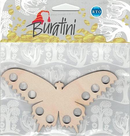 Buratini Floss Organiser - Butterfly