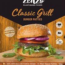 Burger Patties Classic Grill 320gr