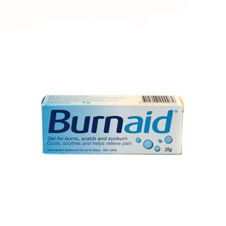 Burn Aid Burn Gel