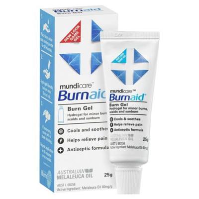 Burnaid Gel/Spray