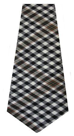 Burns Check Tartan Necktie