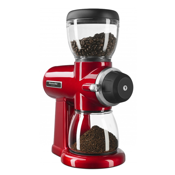 Burr Grinder - Empire Red