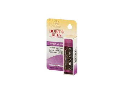 BURTS Bees Tinted L/Balm Swt Violet