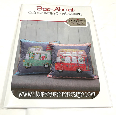 Bus-About Cushion Pattern