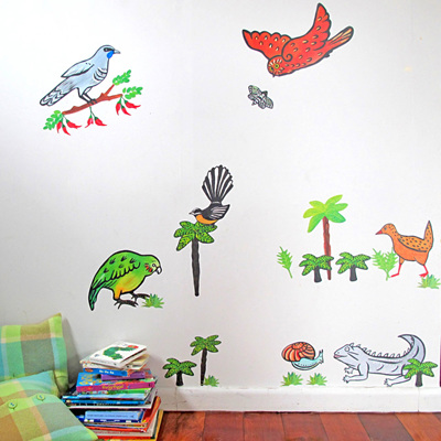Bush Bubbas wall decal