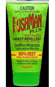 Bushman Plus 80% 75g