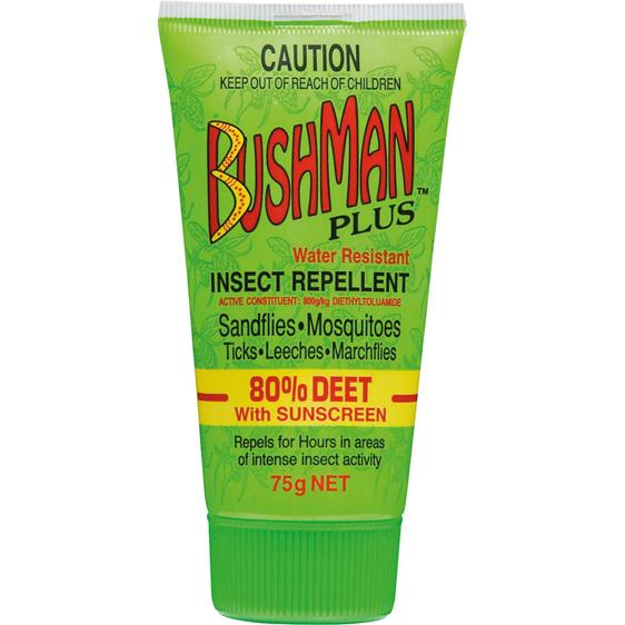 BUSHMAN Plus Dry Gel +S/S 80% 75g