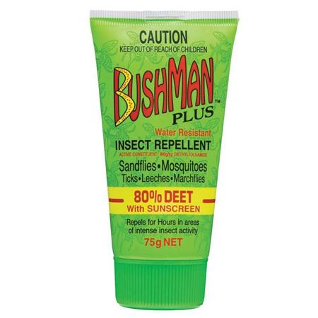 BUSHMAN PLUS UV GEL 75GM