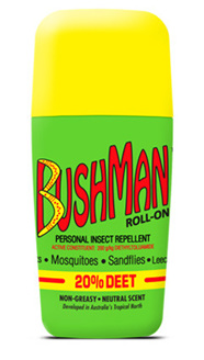 Bushman Repellent Bushman Roll-On
