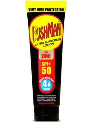 BUSHMAN S/screen SPF50+ wZinc 125g