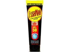 BUSHMAN Sunscreen SPF50+ and ZINC 125G