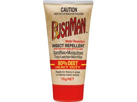 BUSHMAN Ultra Dry Gel 80% 75g