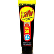 Bushman ultra sunscreen lotion with zinc spf 50 125ml